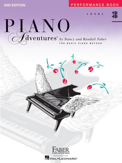 Piano Adventures 3B Performance