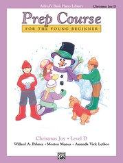 Alfred's Basic Prep Course, Christmas Joy, Level D