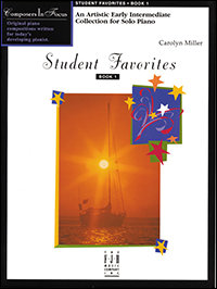 Student Favorites, Book 1
