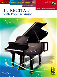 En Recital de Música Popular, Libro 1