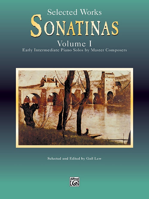 Selected Works SONATINAS Volume 1