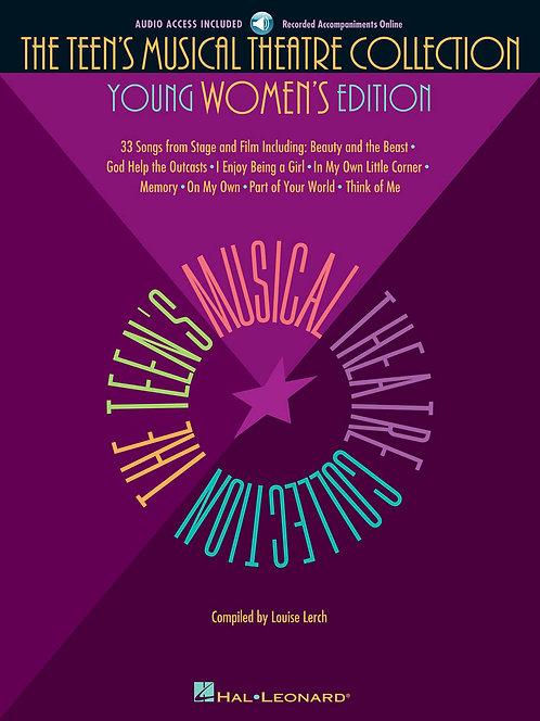 Colección de teatro musical para adolescentes, edición para mujeres jóvenes