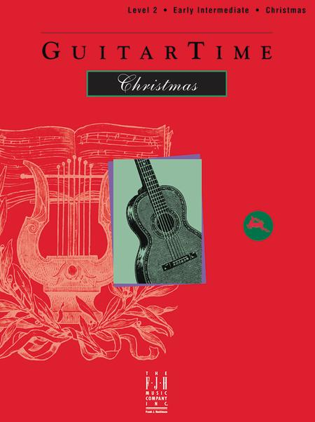 GuitarTime Christmas, Level 2 (Classical Style)