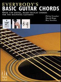 Everybody's Basic Guitar Chords