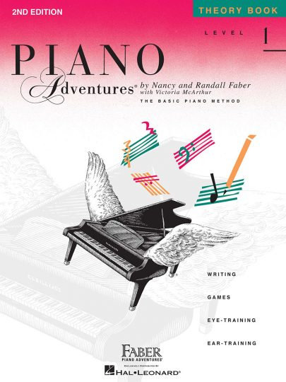 Piano Adventures 1 Theory