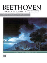 "Beethoven ""Moonlight Sonata"""