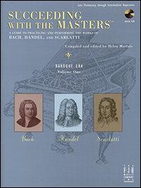 Succeeding with the Masters, Baroque Era, Vol 1
