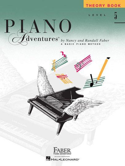 Piano Adventures 5 Teoría