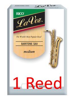 LaVoz Baritone Sax - Medium