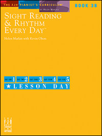 Sight Reading & Rhythm Every Day, Book 3B