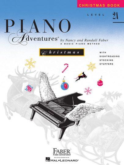 Piano Adventures 2A Christmas