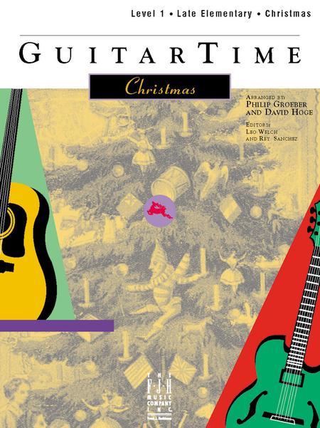 GuitarTime Christmas, Level 1