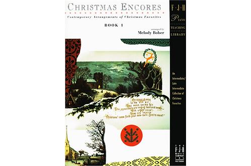 Christmas Encores, Book 1