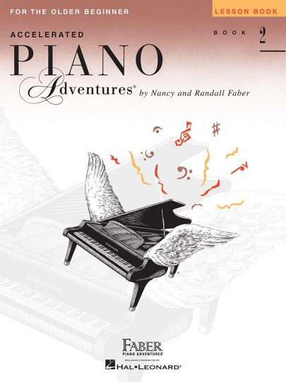 Accelerated Piano Adventures 2 Lesson
