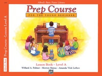 Alfred's Basic Prep Course, Lesson Book, Level A