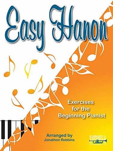 Easy Hanon, Exercises for the Beginning Pianist