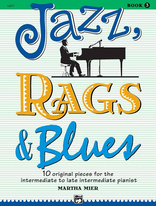 Jazz, Rags & Blues, Libro 3