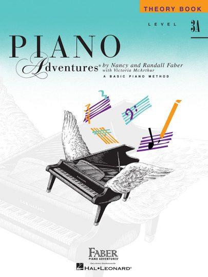 Piano Adventures 3A Teoría