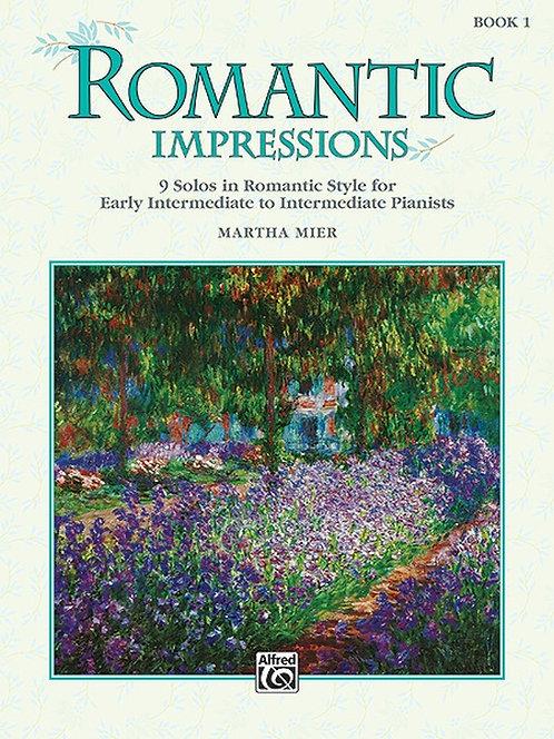 Romantic Impressions, Book 1