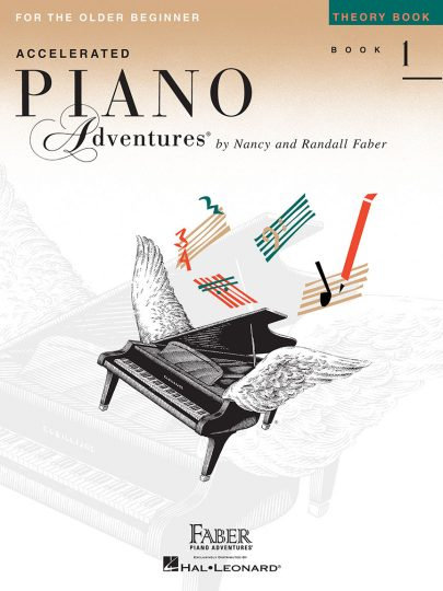 Accelerated Piano Adventures 1 Theory