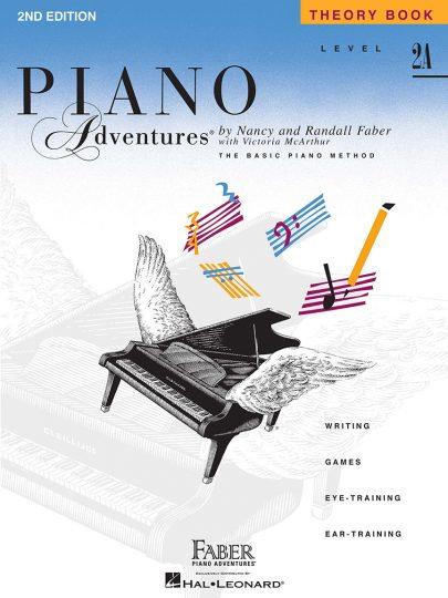 Piano Adventures 2A Teoría