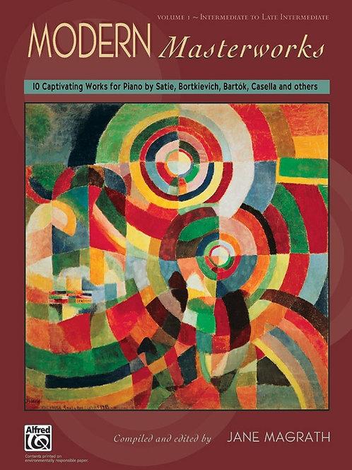 Obras maestras modernas, volumen 1