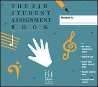 FJH Student Assignment Book