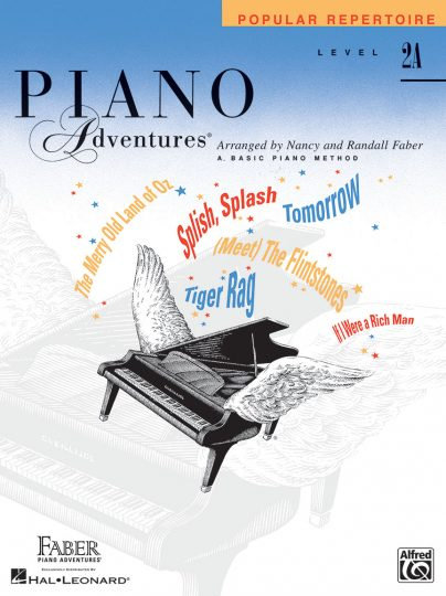 Piano Adventures 2A Popular Repertoire