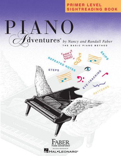 Piano Adventures Primer Sightreading