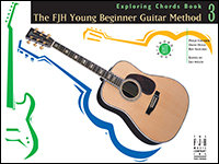 Young Beginner Guitar Method, Exploring Chords Book 3