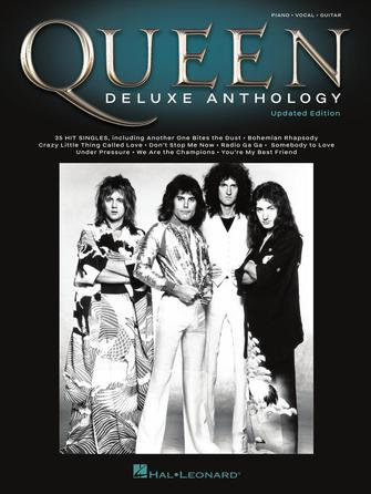 Queen - Deluxe Anthology - Piano/Vocal/Guitar