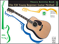 Young Beginner Guitar Method, Theory Activity Book 3