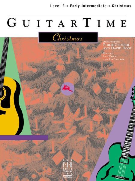 GuitarTime Christmas, Level 2