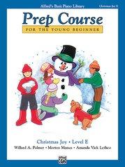 Curso de preparación básica de Alfred, Christmas Joy, Nivel E