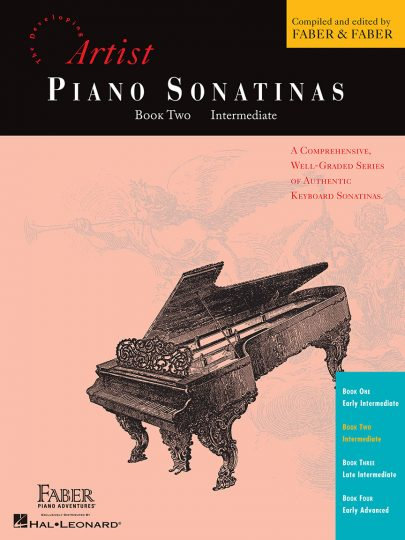 PIANO SONATINAS Book Two, Intermediate