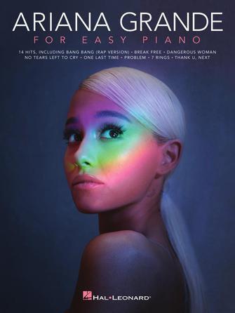 Ariana Grande para Easy Piano