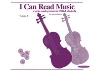 I Can Read Music, Viola Volume 1
