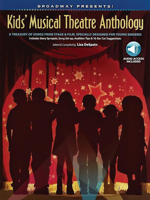 Antología de teatro musical para niños