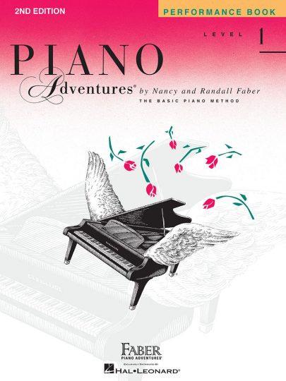 Piano Adventures 1 Performance