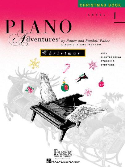 Piano Adventures 1 Christmas