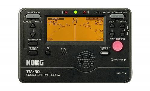 KORG Combo Tuner Metronome