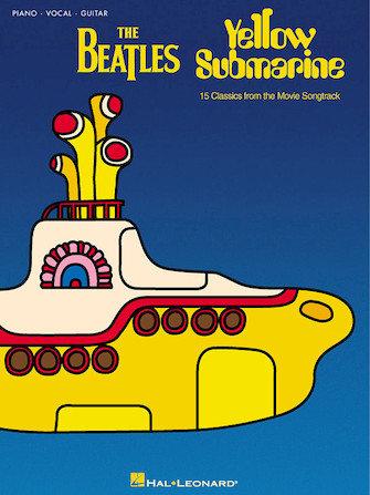 THE BEATLES Yellow Submarine Piano / Voz / Guitarra