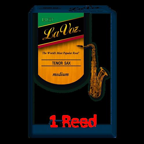 LaVoz Tenor Sax - Medium