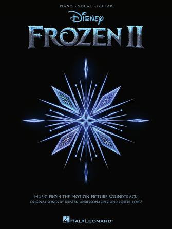 Disney FROZEN II - Piano / Voz / Guitarra