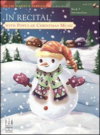 En Recital con Música Popular Navideña, Libro 5