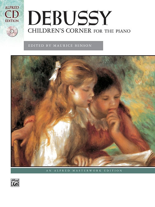 DEBUSSY Children's Corner for the Piano