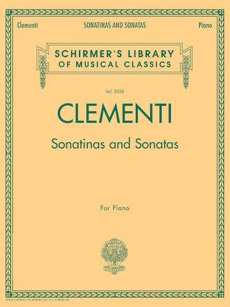 CLEMENTI Sonatinas y Sonatas