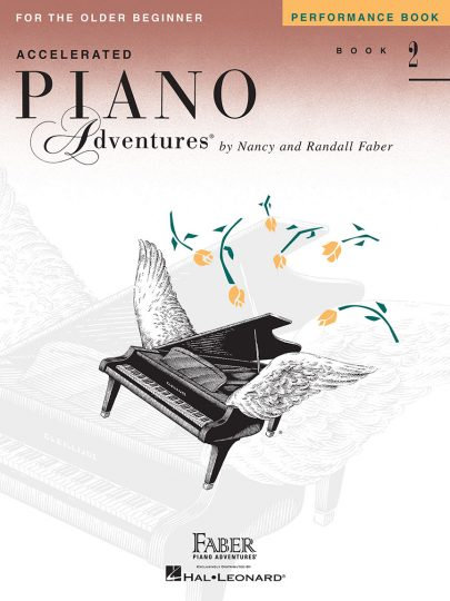 Accelerated Piano Adventures 2 Performance