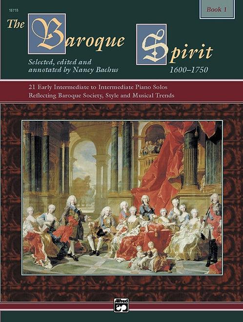 El espíritu barroco, libro 1