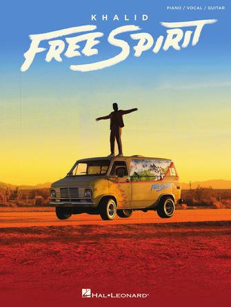 Khalid - Free Spirit - Piano/Vocal/Guitar